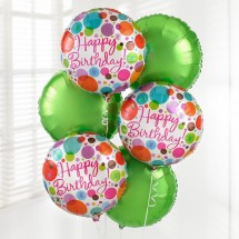 Happy Birthday Balloon Bouquet (5)