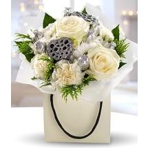 Ice White Bouquet