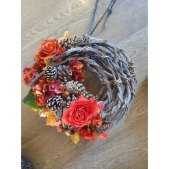 Luxury Autumn Wreath