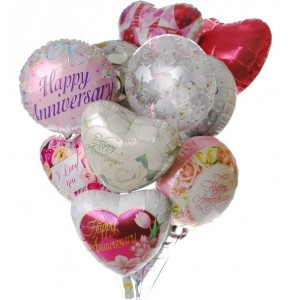 Anniversary Balloon Bouquet (3)
