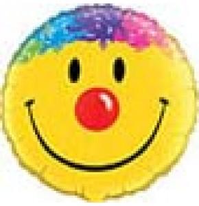 Smiley Face Balloon in a Box