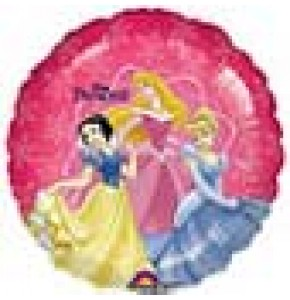 Disney Princesses Balloon Delivery