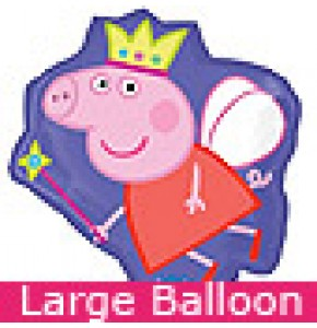 Large Peppa Pig Balloon