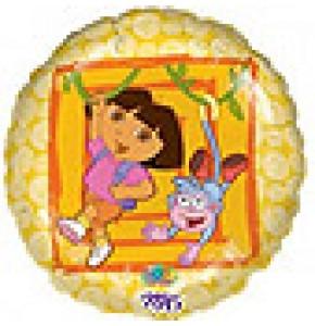Dora and Boots Balloon