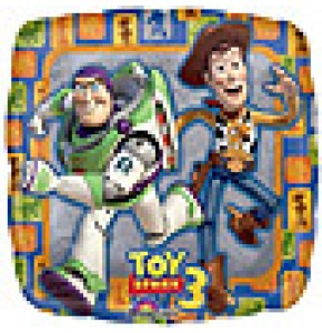 Toy Story Holographic Balloon