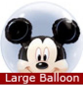 Giant Mickey Mouse Balloon