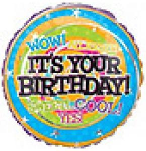 It's Your Birthday! Balloon