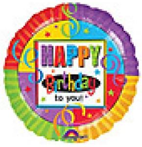 Birthday Perfection Balloon