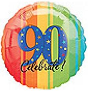 Celebrate 90th Birthday Balloon Gift