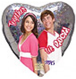 High School Musical Love Balloon
