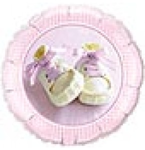 Baby Girl Shoes Balloon