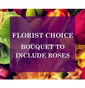 Florists Choice Deepest Sympathy Bouquet