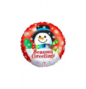 Christmas Bauble Super Shape Foil Balloon
