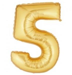 Gold Number 5