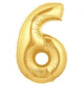 Gold Number 6