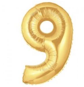Gold Number 9