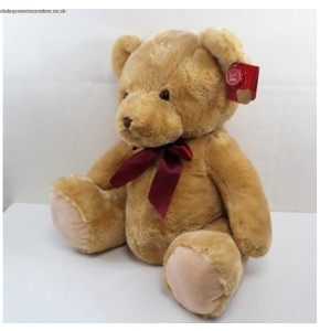"Medium Soft Teddy Bear (24"")"