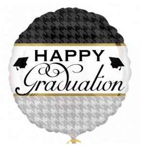 Elegant Graduation Balloon