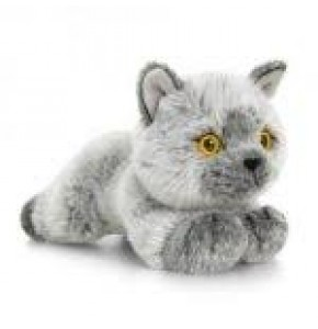 "Cute Kitten Soft Toy (Approx 12"")"
