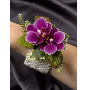 Lilac Whisper Debs Corsage