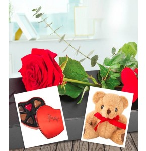 Single Rose Bundle